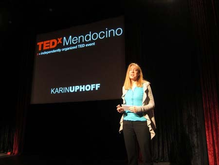 Karin Uphoff, TedX Mendocino: Occupy Your Body Karin Uphoff, TedX Mendocino: Occupy Your Body